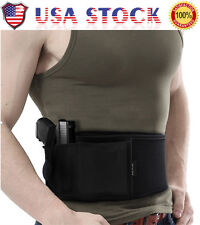 Holster for Concealed Carry Neoprene WaistBand Handgun Carry Ultimate Belly Band