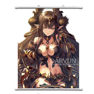 Fate Grand Order Mash Kyrielight Wall Scroll Poster free shipping(23.6X 31.5 in)