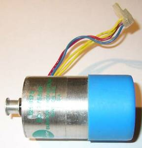 Buehler-12V-Heavy-Duty-Motor-with-Encoder-and-Pulley-6800-RPM