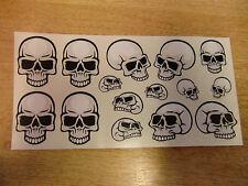 Calavera Sticker / Decal Set-Mongoose Hoffman Bmx