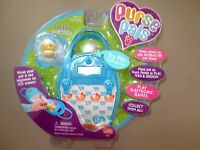 Purse Pals 3d Interactive Pets Cheeks The Hamster 2006 Wild Planet