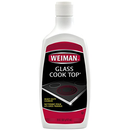 Weiman Glass Cook Top Heavy Duty Cleaner and Polish 20 Ounce for sale online   eBay