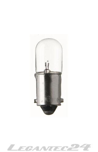 Ampoule 42v 45ma 2w ba9s 10x28mm Ampoule Lampe Ampoule 42 volts 45ma 2 watts NEUF