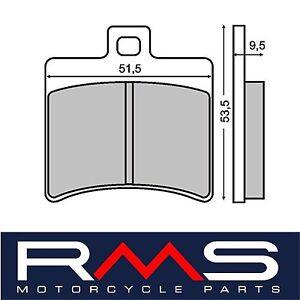225100310-RMS-Bremsbelaege-hinten-KSR-MOTO-BY-GENERIKA-Code-X-200-2015-4T