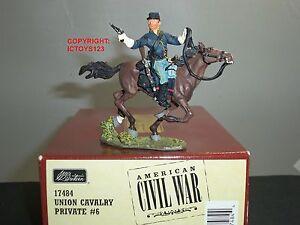 Britains 17484 Cavalerie privée montée sur métal numéro 6