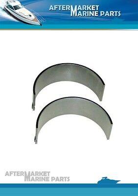 Quicksilver 23-85701 Connecting Rod Bearing Std Mercruiser 140 3.0 305 327 350