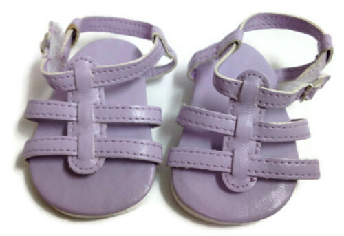 6075c04be LAVENDER SANDAL SHOES made for 18