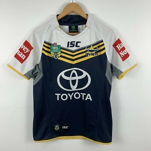 NRL-Cowboys-Jersey-Mens-Size-Small-ISC-Official-Product-North-Queensland