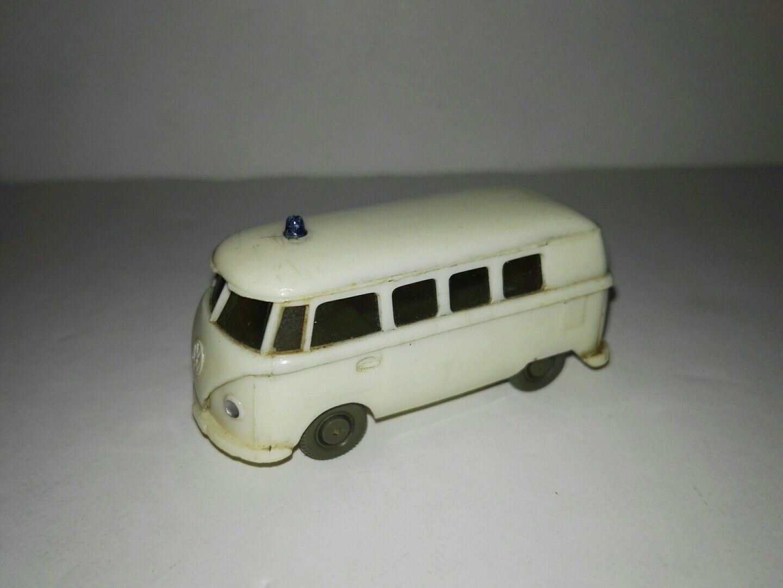 Wiking Volkswagen brekina  ambulance1 87 l961-1964