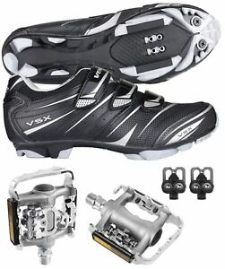 Venzo Mountain Bike Bicycle Cycling Shimano Spd Women S Shoes