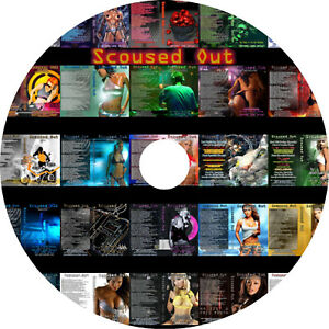 Scoused-Out-Collection-1-26-MP3-DVD-7-5GB-Trance-Dance-Scouse-House-DJ-Ian-T