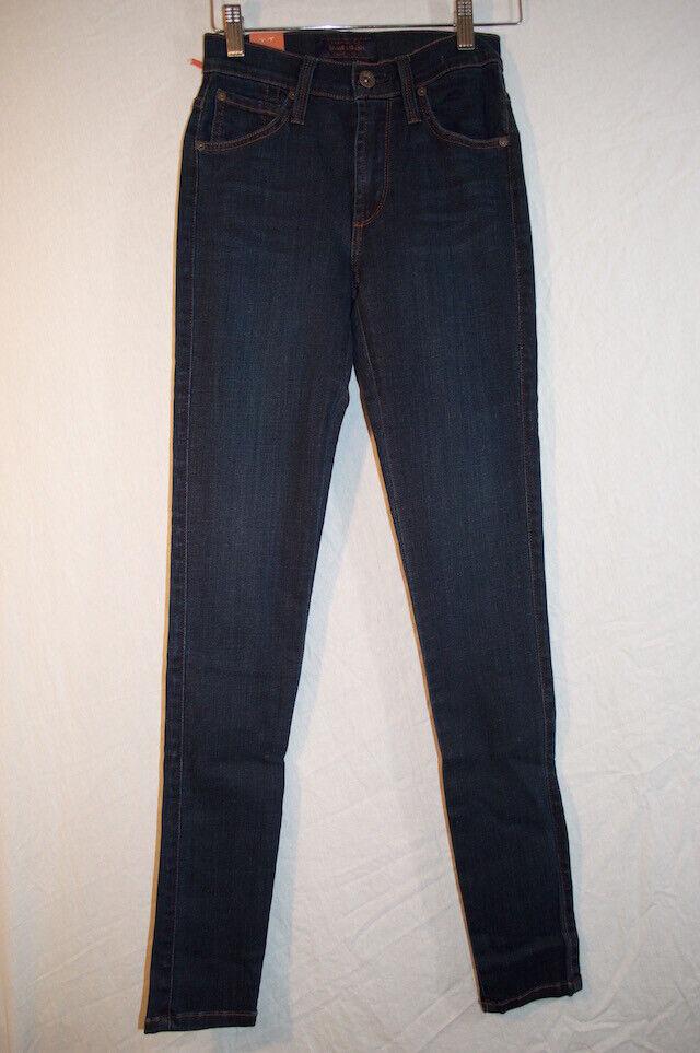 Women's James Jeans High Class Skinny Jean in Kensington Sizes 24, 25, 27