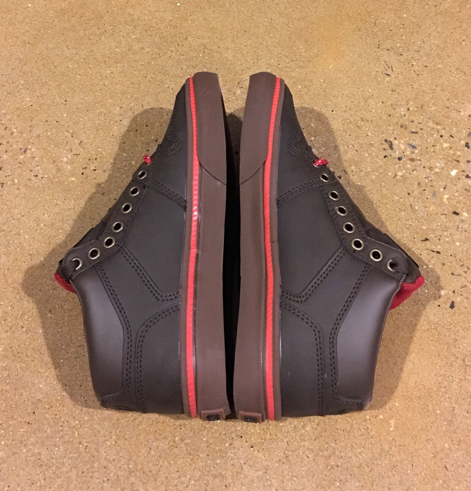 6ca3ac69573ce ... DVS Clip Snow Size 5.5 5.5 5.5 Brown Leather John Jackson Signature  Snow BMX Skate 3e0a95 ...