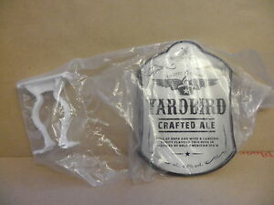 Greene-King-Yardbird-Ale-Beer-Pump-Clip-with-clip-NEW