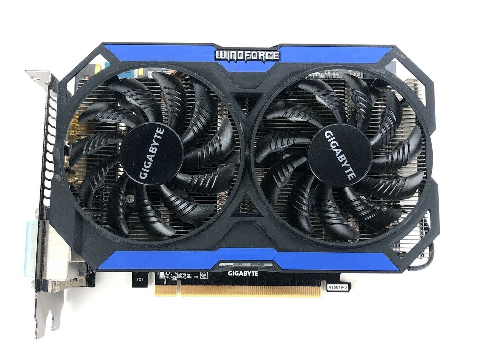 GIGABYTE Windforce GeForce GTX 960 2GB GDDR5 #GV-N960OC-2GD ITX Graphics Card