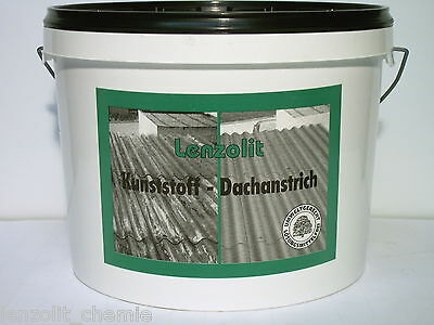 Farben, Lacke & Leime Dachanstrich Dachbeschichtung Dachschutz Dachlack Beschichtung Dachfarbe Baugewerbe