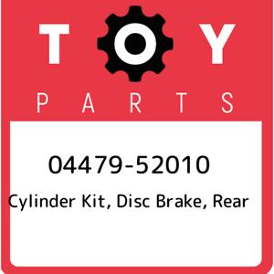 04479-52010-Toyota-Cylinder-kit-disc-brake-rear-0447952010-New-Genuine-OEM-Pa