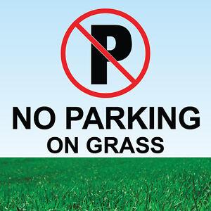 No-Parking-on-Grass-Sign-8-034-x-8-034