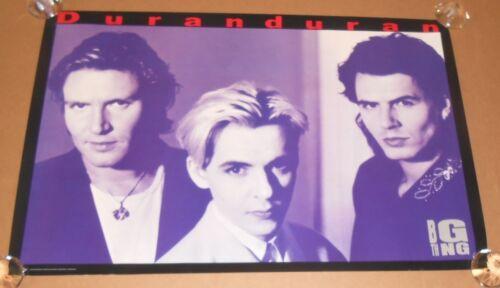Duran Duran Big Thing 1988 Original Poster 24x36