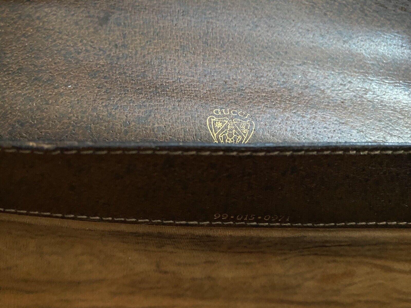 💼Vintage Authentic Gucci Briefcase: 1970s Collec… - image 12