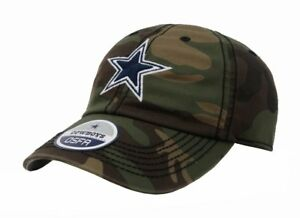 cdf49deb71 Dallas Cowboys Mens Adjustable Camo Hat Camolocity Cap for sale ...