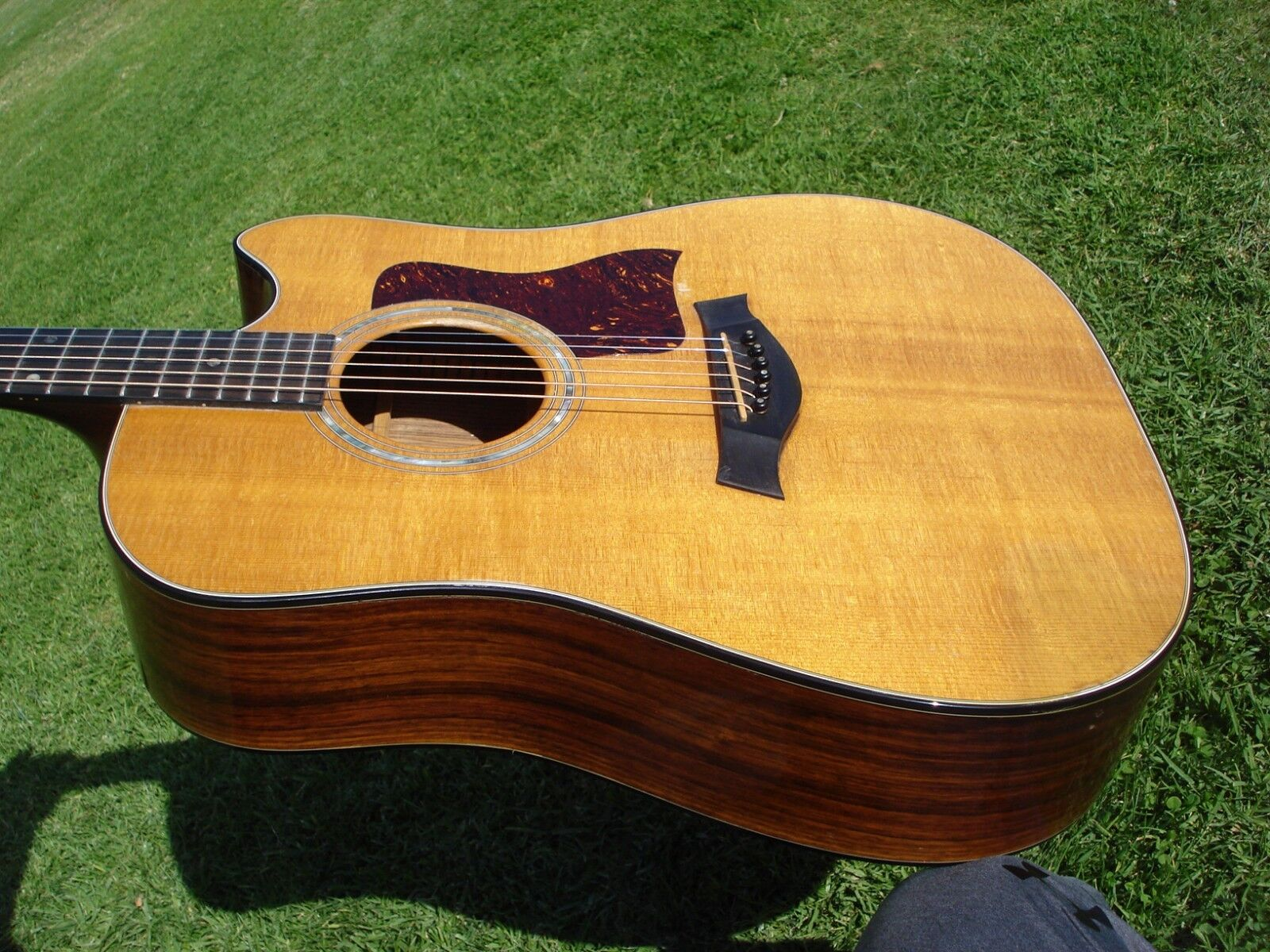 1992 Taylor 710 LTD Limited Acoustic Guitar - Santee, California + OHSC