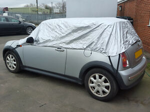What size car is a mini cooper