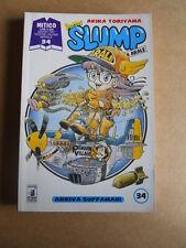 Dottor SLUMP n°5 Mitico n°34  Akira Toriyama Star Comics [G370Q]