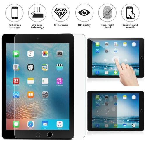 "For iPad Air 1 2 9.7/"" Air 5//6 Mini 4 Tempered Glass Screen Protector Film Lot O1"