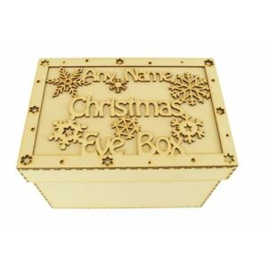 Personalised-Wooden-MDF-Christmas-Eve-Box-Night-Before-Christmas-Gift-CP42