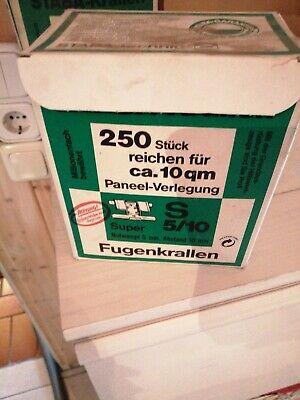 250stck. Profilholz Und Paneelkrallen Mayco LB10//3.8