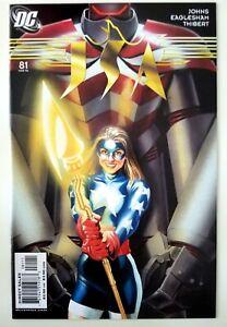 JSA-81-Stargirl-Courtney-Whitmore-Alex-Ross-cover-VF-NM-Unread-DC-Comics