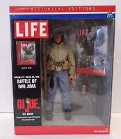G.i. Joe U.s. Marine Figure: Battle Of Iwo Jima With Life Magazine (2001) Hasbro