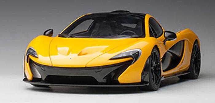 1:12 Autoart McLaren P1 volcano yellow 12242