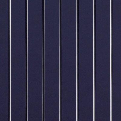"Sunbrella® Navy 46/"" 4626-0000 Marine Fabric Awning"