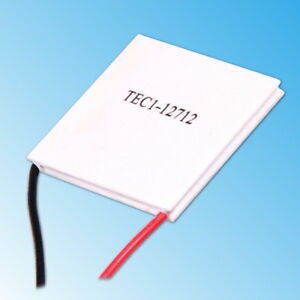 12A TEC1-12712 12V DC Heatsink Thermoelectric Cooler Peltier Cool Plate Module
