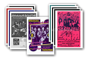 NEW-YORK-DOLLS-10-promotional-posters-collectable-postcard-set-1