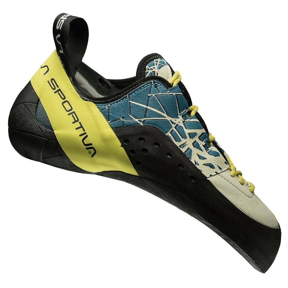 La Sportiva Kataki... veelzijdige kant-up klimschoen... Vraag me naar je grootte