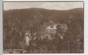 (73555) Foto AK Jonsdorf, Zittauer Gebirge, Nonnenfelsen, vor 1945