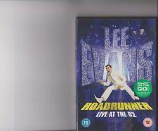 LEE EVANS ROADRUNNER LIVE AT O2 DVD STAND UP COMEDY