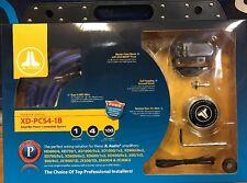 JL Audio Xd-pcs4-1b 4 Gauge Amp Amplifier Kit 100 Pure Copper Oxygen
