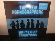 The New Pornographers – Whiteout Conditions – Ltd Ed White Vinyl LP, New 2017