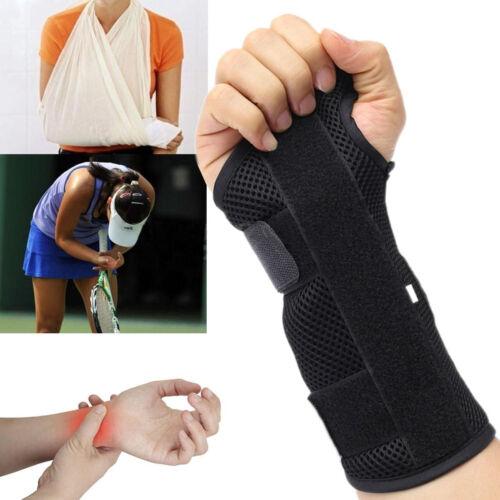 Stahl Schiene Handbandage Handgelenkstütze Handgelenk Bandage Unterstützung SF
