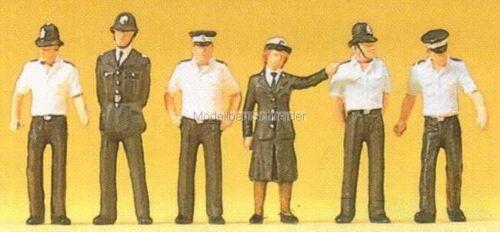 GB Figuren H0 Preiser 10371 Polizisten OVP