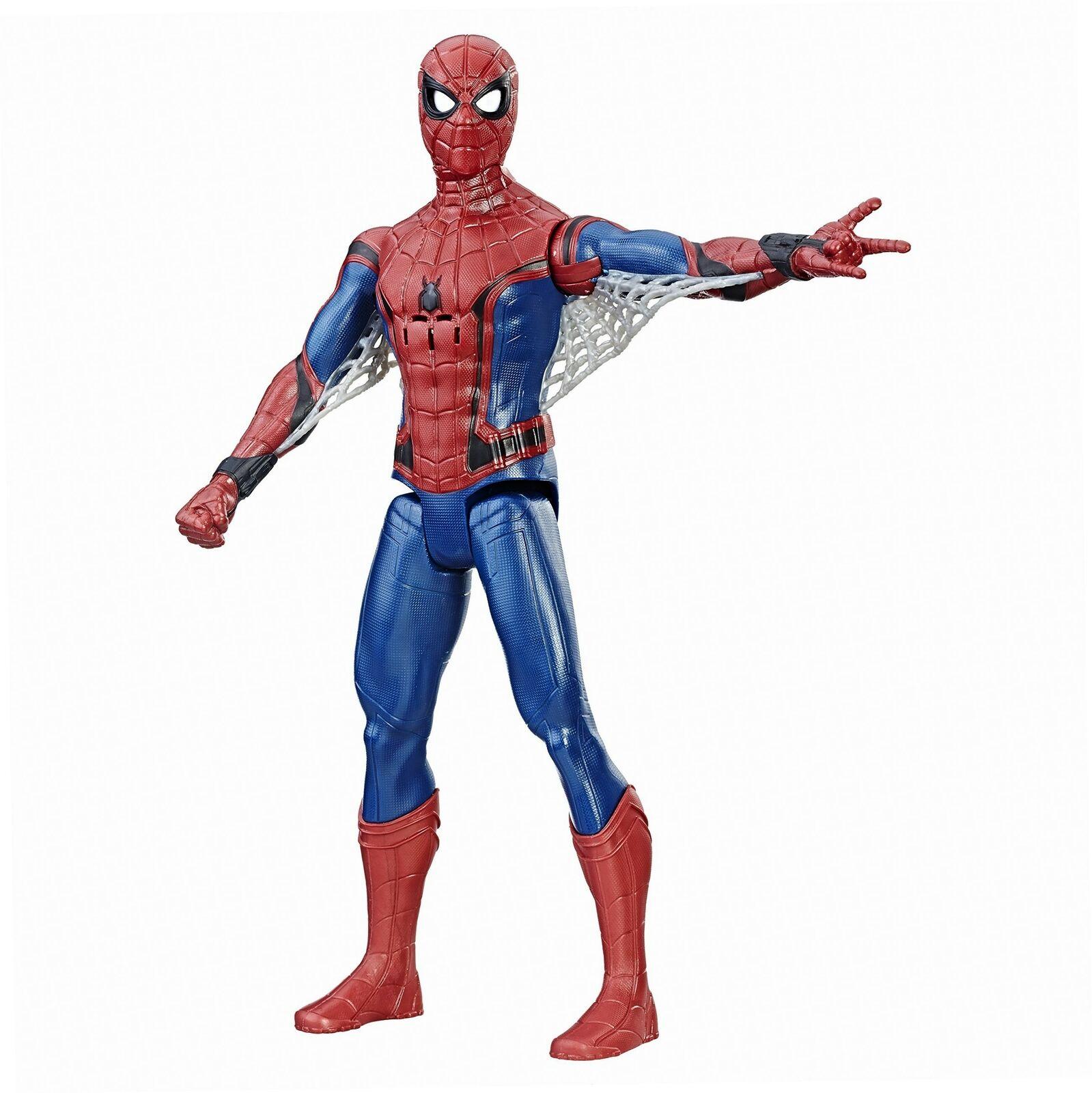 Spider-Man-MAN B96931020 Heimkehr Eye FX Electronic