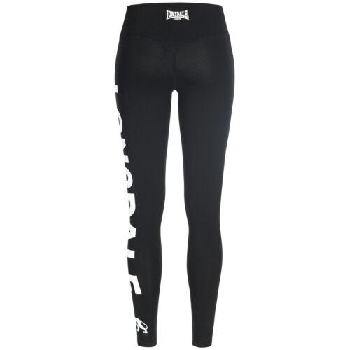 Details about  /Lonsdale slim fit lumley women leggings black show original title