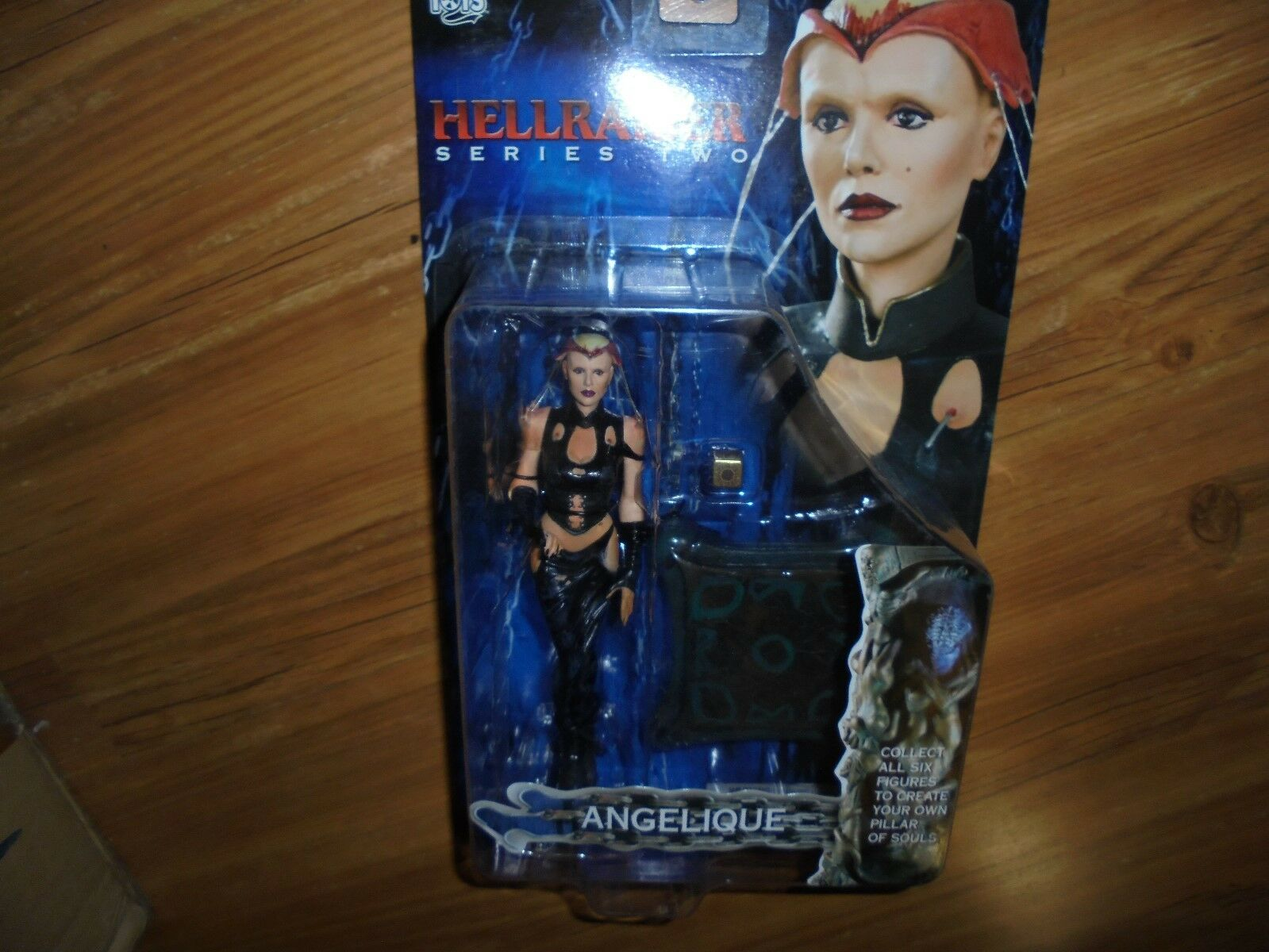 Hellraiser Series 2  ANGELIQUE  Action Figure  NECA 2003