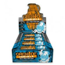 Grenade Carb Killa High Protein Bar Pack 12x 60g Cookies & Cream Short Dated