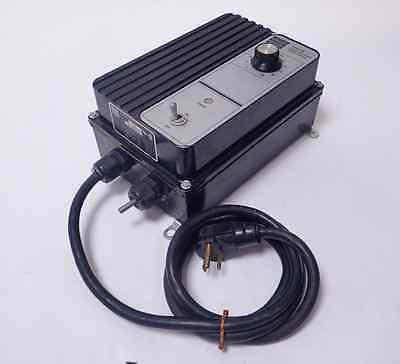 Bodine Electric DC Motor Control 855 Type FPM
