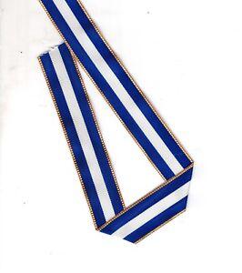 Medal-Ribbon-Gold-Blue-White-1-M-x-2-5-CM
